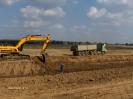 Földkitermelés az anyagnyerőhelyről